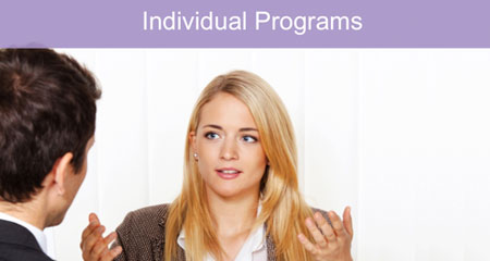 The Individual Programs