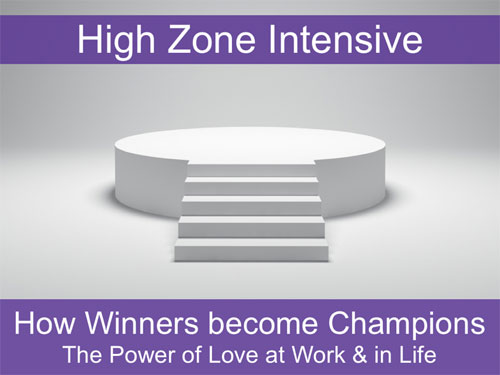 high zone intensive